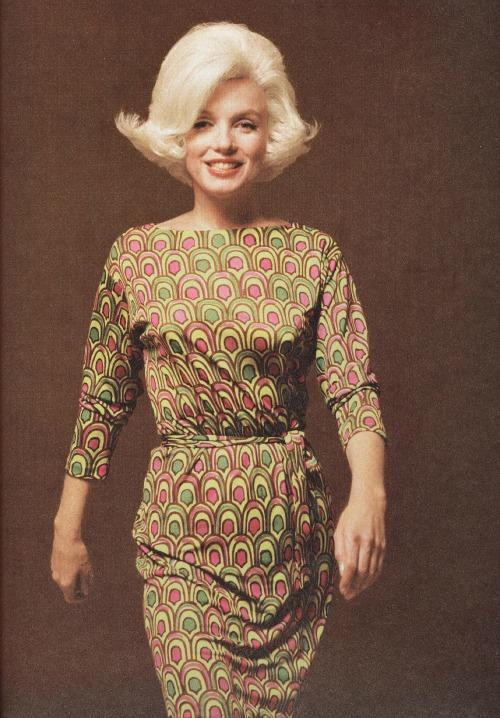 1962. Marilyn Monroe (Photo by Bert Stern) - p210