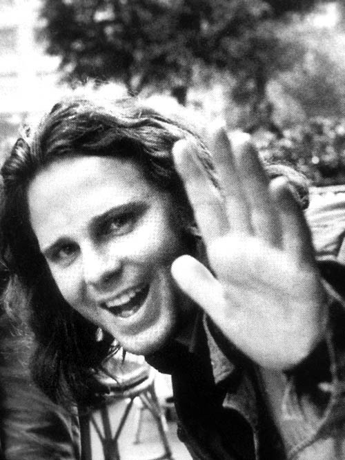1971. Jim Morrison, Paris - p1540